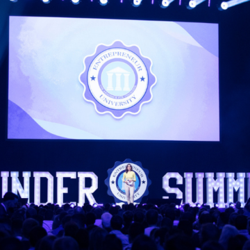 Founder Summit 2019: Von KI und dem richtigen Mindset