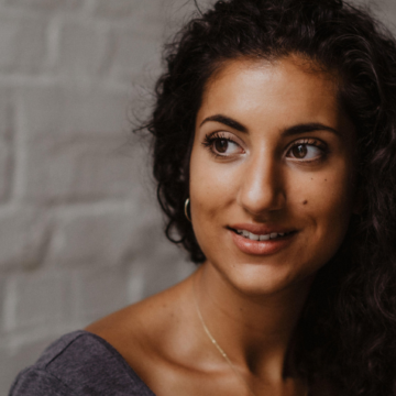 A Woman Who Inspires: Luisa El Bouyahyani von LuBu