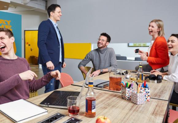 BEEHIVE: Spontanes Coworking ganz unkompliziert
