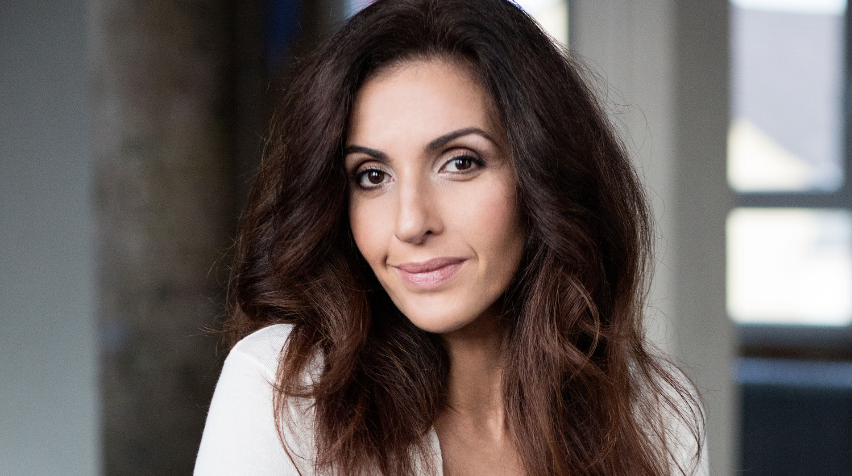 A Woman Who Inspires: Nadia Doukali