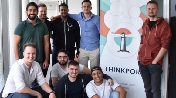 """Thinkport-Gründer Drechsel: """"Weniger Anzug, mehr Sticker!"""""""