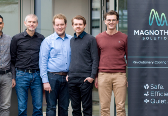 5 Fragen an… MagnoTherm Solutions