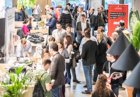 Bunt, kreativ, sympathisch: Die Startup SAFARI 2019 im Rückblick