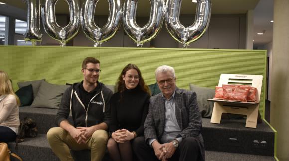 SleevesUp! – 8 000 Quadratmeter Coworking-Space in neun Monaten
