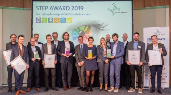 Step Award 2019: Das sind die Gewinner