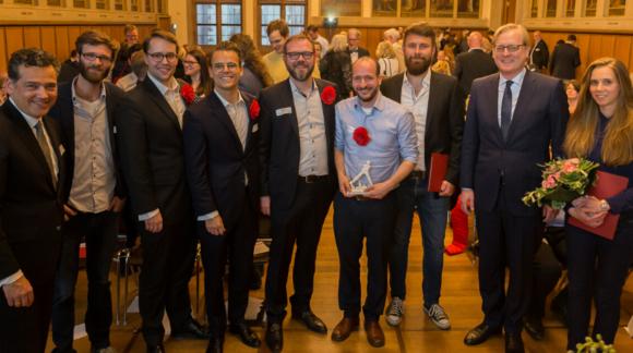 Fankfurter Gründerpreis Bewerbung bis 27.2. – Interview mit  Juror Oliver Schwebel