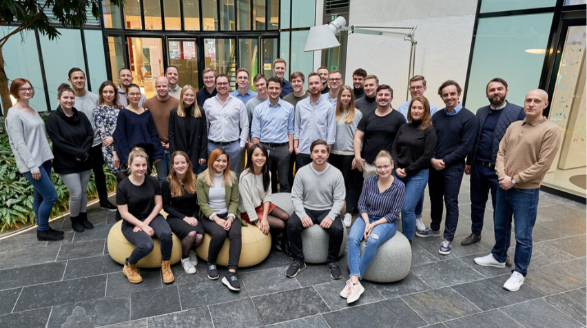 Frankfurt Forward zeichnet CrowdDesk als Startup Of The Month Januar aus