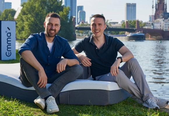 """Interview mit Manuel Müller, Gründer von Emma – The Sleep Company und """"Hessen Champion"""""""