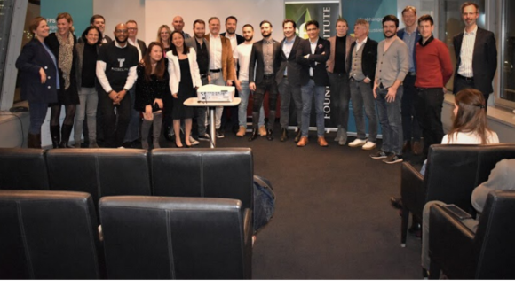 Founder Institute Frankfurt cohort presents their first local graduates