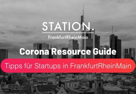 Umgehen mit Corona – Resource Guide für FrankfurtRheinMain
