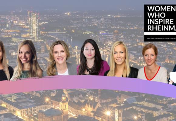 Women Who Inspire Rhein Main – Female Entrepreneurship on the right track?