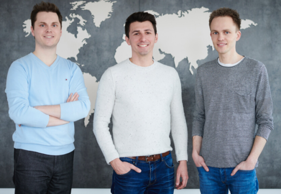 Codario ist Frankfurt Forward Startup Of The Month März