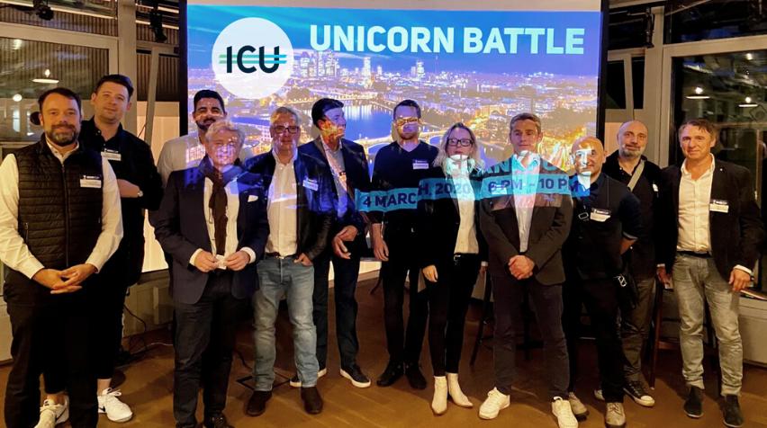 Unicorn Battle announces winners of the first Frankfurt edition